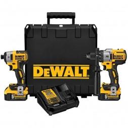 DEWALT得偉 DCK299P2 5.0雙鋰電 雙機組 DCF887 DCD996(代購)