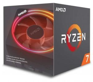 AMD Ryzen 7 2700X Processor with Wraith Prism LED Cooler - YD270XBGAFBOX